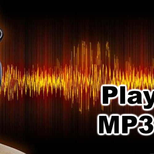 Simple MP3 Player – Play & Listen To Audio Files !