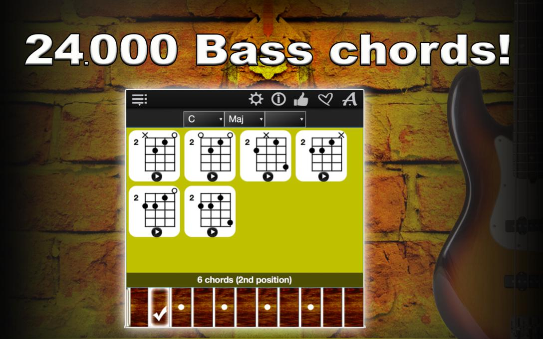 Bass Chords Compass