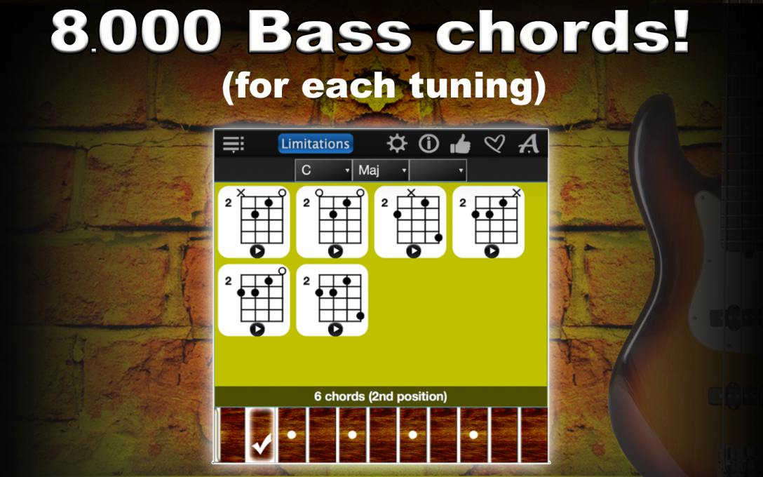 Bass Chords Compass Lite Neonway