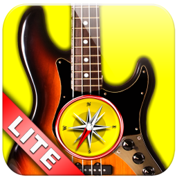 Bass Chords Compass Lite – Find, Learn & Play All Bass Guitar Chords For FREE !