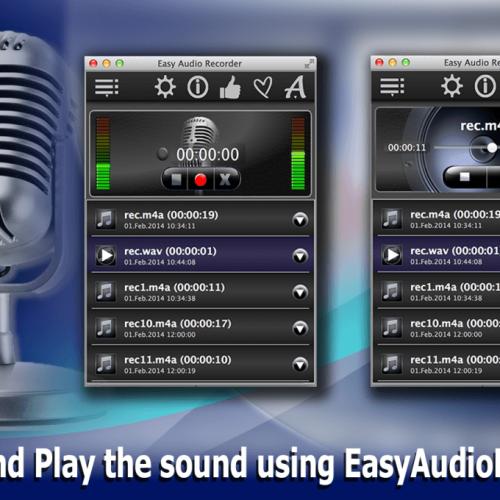 Easy Audio Recorder Lite
