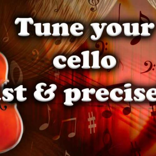 Easy Cello Tuner – Tune Your Music Instrument Fast & Precisely