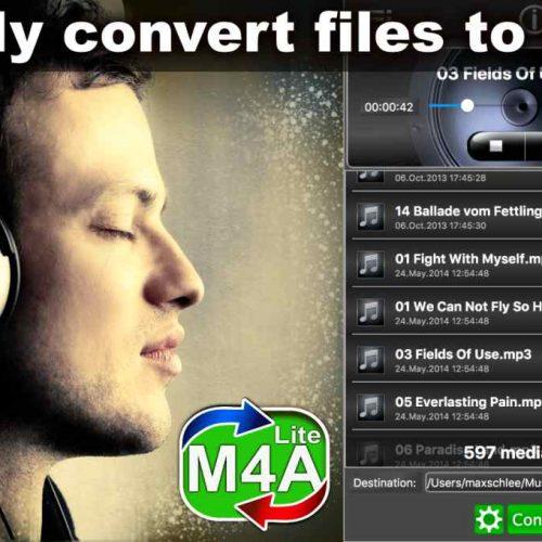 Easy M4A Converter Lite