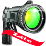 Photo Gun Lite – All-In-One Free Editor For Pictures