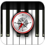 Piano Chords Compass – Find & Play All Chords