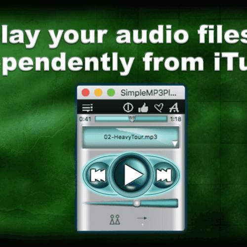 Simple MP3 Player Lite