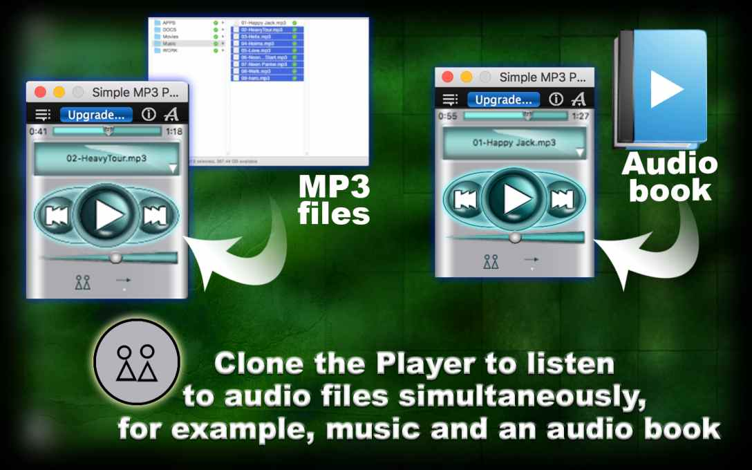 Simple MP3 Player Lite