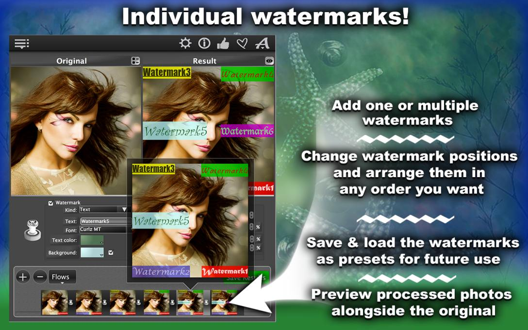 What A Mark – Prevent Unauthorised Use Of Photos With Watermark