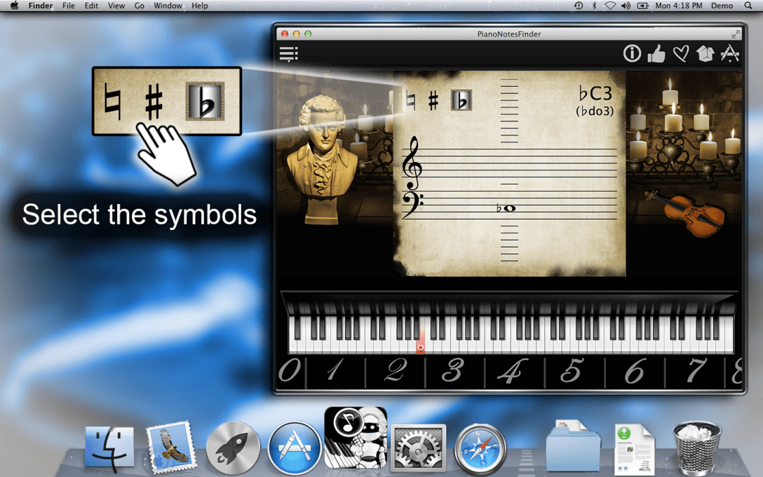 Piano Notes Finder – Find All Music Notes ! – Neonway