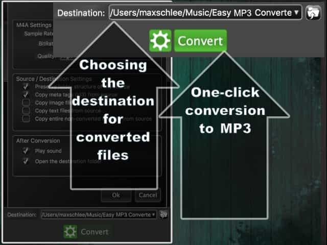 Easy Mp3 Converter introduction