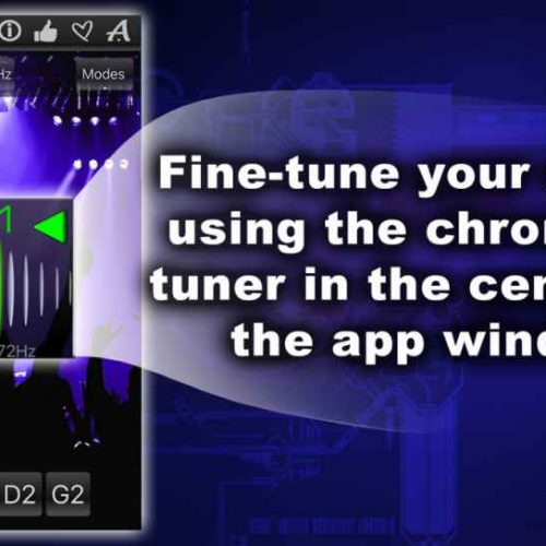 Bass Tuner – Tune Your Music Instrument Fast & Precisely