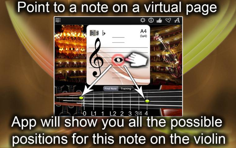 Violin Notes Finder – Find and Learn the Notes !